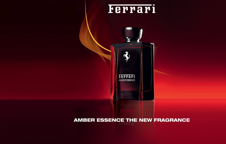 Ferrari AMBER ESSENCE EDP