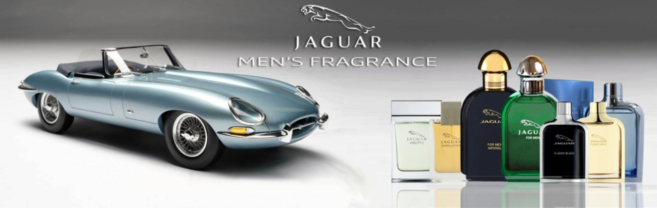 Jaguar Men Fragrance