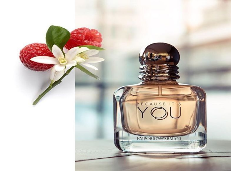 BECAUSE IT'S YOU EDP