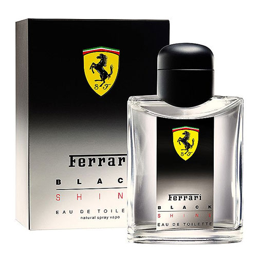 Ferrari BLACK SHINE EDT