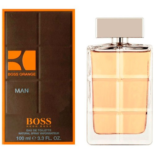BOSS ORANGE MAN EDT