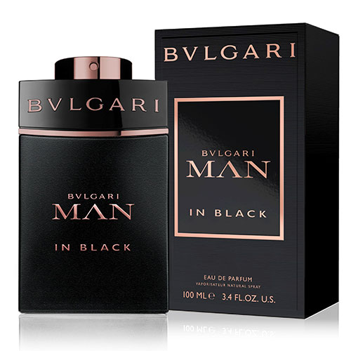 BVLGARI MAN IN BLACK EDP