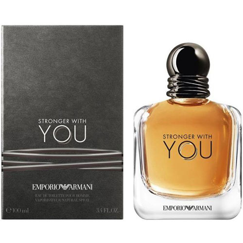 EMPORIO ARMANI / STRONGER WITH YOU EDT