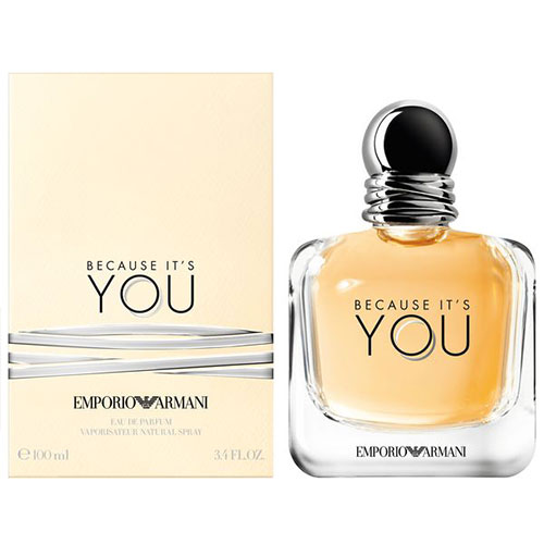 EMPORIO ARMANI / BECAUSE IT'S YOU EDP