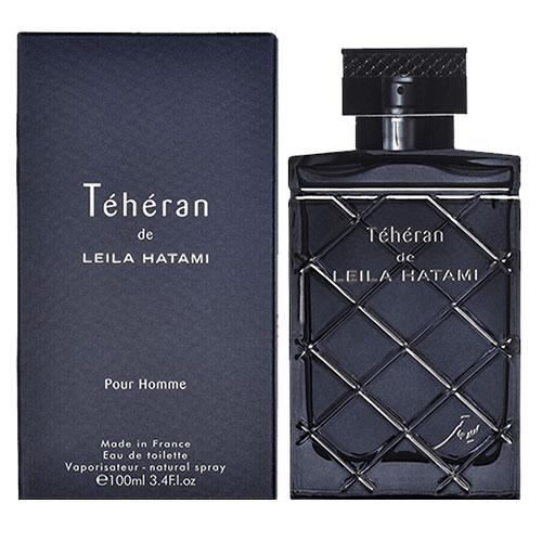 Teheran de LEILA HATAMI Pour Homme EDT