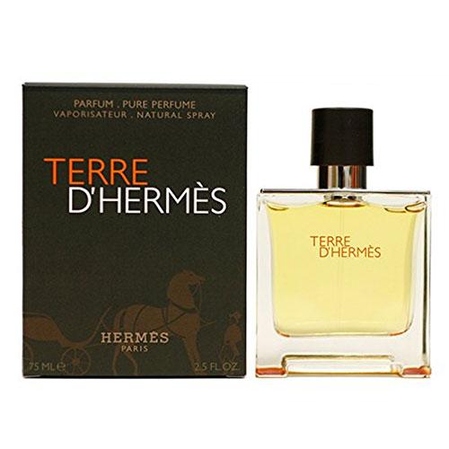 HERMES / TERRE D' HERMES PURE PARFUM 75ml