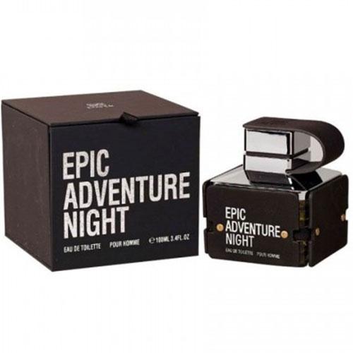 عطر و ادکلن مردانه امپر اپیک ادونچر نایت Emper Epic Adventure Night EDT For Men
