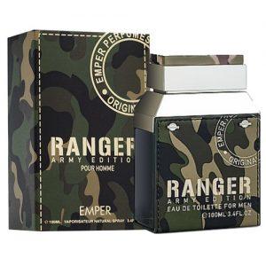 عطر و ادکلن مردانه امپر رنجر آرمی ادیشن Emper Ranger Army Edition EDT for Men