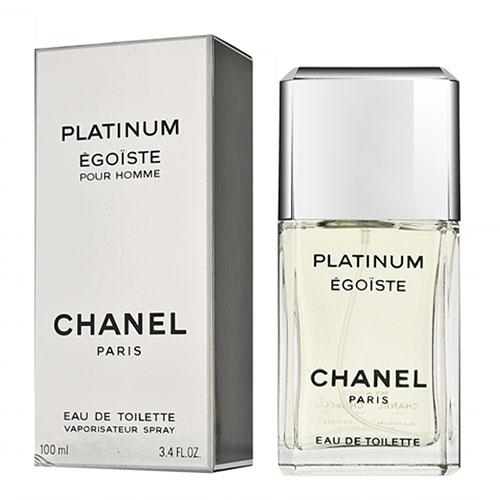 عطر ادکلن مردانه شنل پلاتینیوم اگویست پور هوم CHANEL PLATINUM EGOISTE POUR HOMME