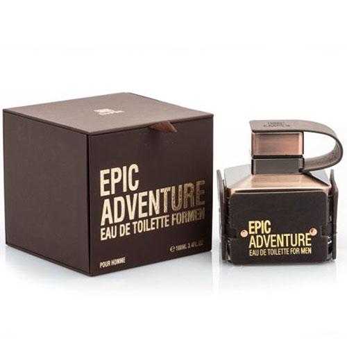 عطر و ادکلن مردانه امپر اپیک ادونچر-Emper Epic Adventure