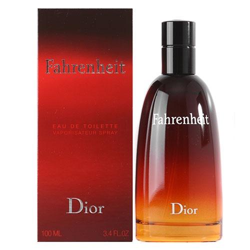 عطر ادکلن مردانه دیور فارنهایت Dior Fahrenheit