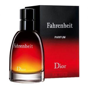 عطر ادکلن مردانه دیور فارنهایت پرفیوم Dior Fahrenheit Parfum