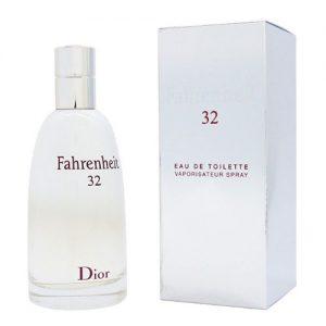 عطر ادکلن مردانه دیور فارنهایت ۳۲ Dior Fahrenheit 32