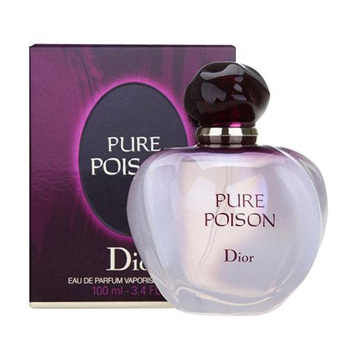 عطر ادکلن زنانه دیور پیور پویزن Dior Pure Poison