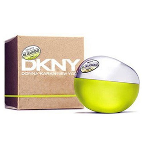 عطر ادکلن زنانه دی کی ان وای بی دلیشس سبز DKNY Be Delicious