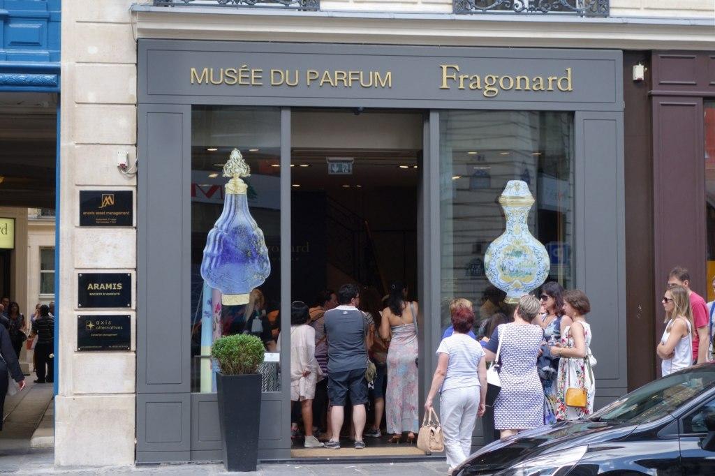 موزه عطر پاریس در کشور فرانسه