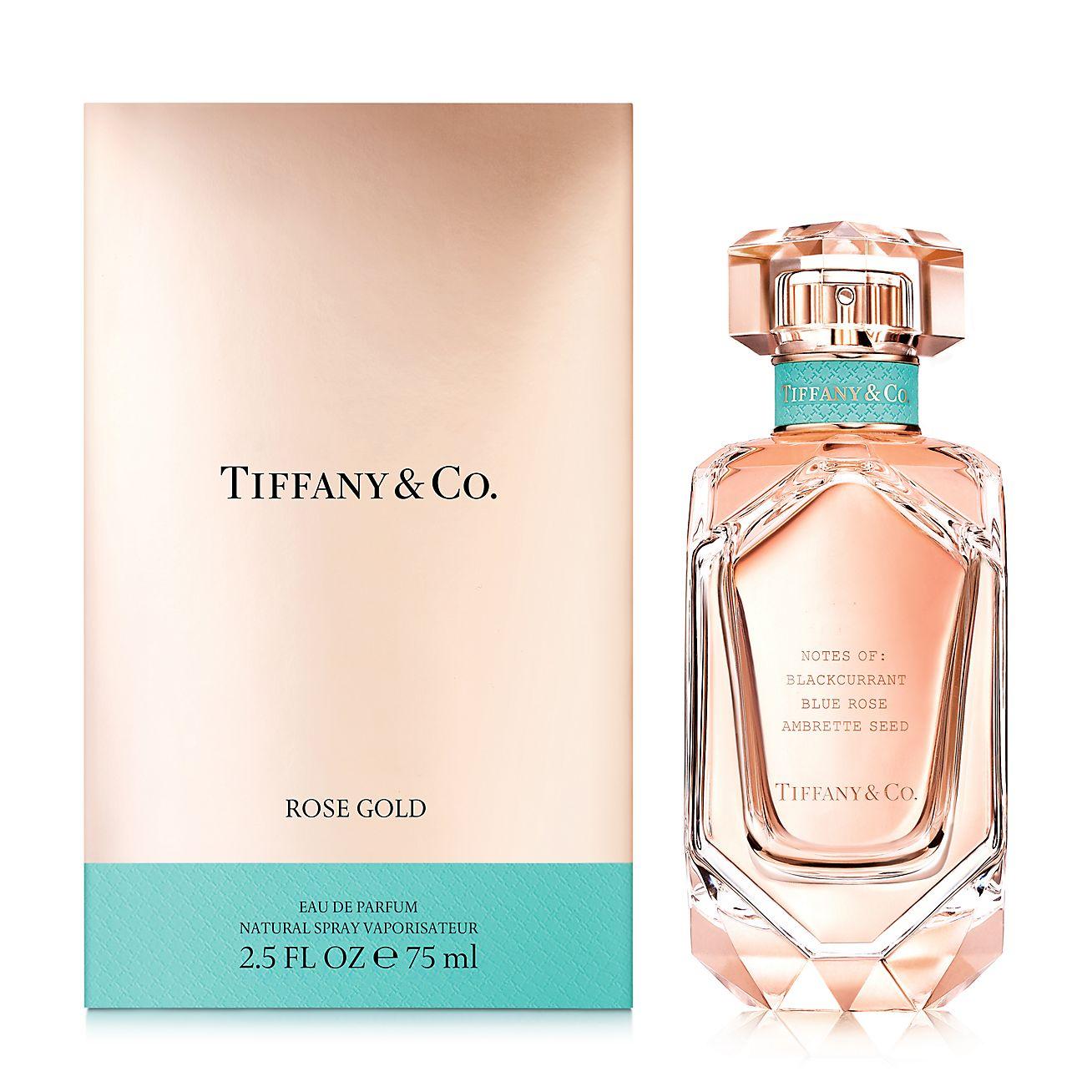 ادوپرفیوم تیفانی رز گلد-Tiffany & Co Rose Gold
