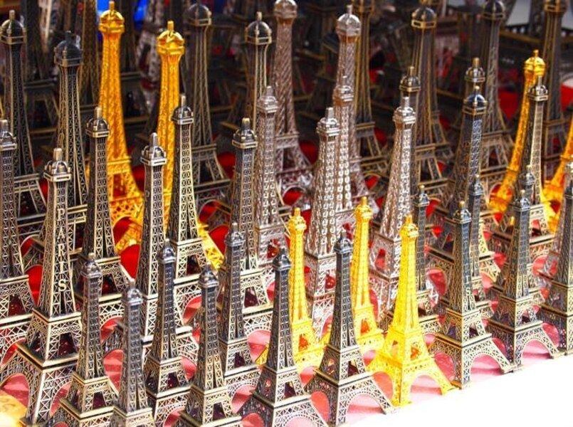 مجسمه های اماکن دیدنی فرانسه پاریس
