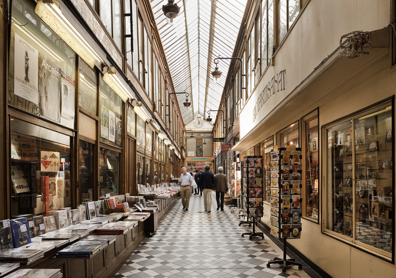 مرکز خرید ژوف روآ پاریس فرانسه