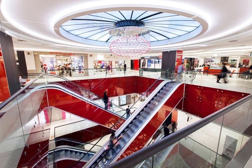 مرکز خرید ایتالی دو از مراکز خرید پاریس