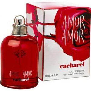 خرید آنلاین عطر ادکلن کاشارل-کاچارل آمور آمور زنانه 100 میل اورجینال از فروشگاه فرانس پاریس