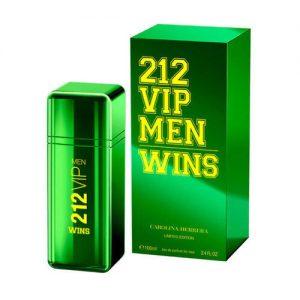 خرید آنلاین ۲۱۲ وی آی پی من وینز مردانه 100 میل اصل اورجینال کارولینا هررا از فرانس پاریس