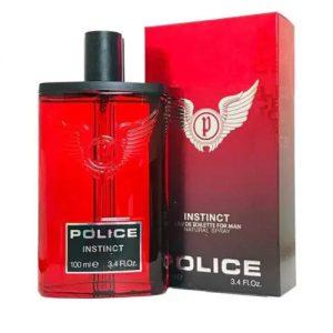 خرید عطر ادکلن ادوتویلت پلیس اینستیکت مردانه 100 میل اصل اورجینال از گالری فروشگاه عطر فرانس پاریس