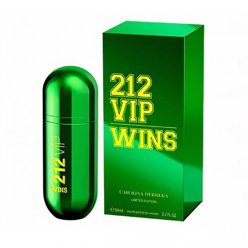 خرید عطر ادکلن کارولینا هررا ۲۱۲ وی آی پی وینز زنانه 80 میل اصل اورجینال از فروشگاه عطر گالری فرانس پاریس