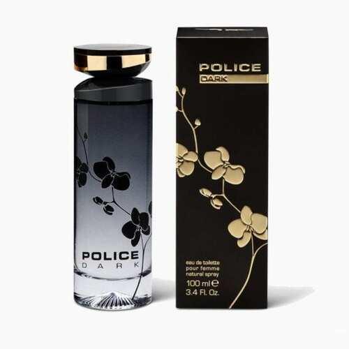 خرید عطر پلیس دارک زنانه 100 میل اورجینال اصل از گالری فرانس پاریس